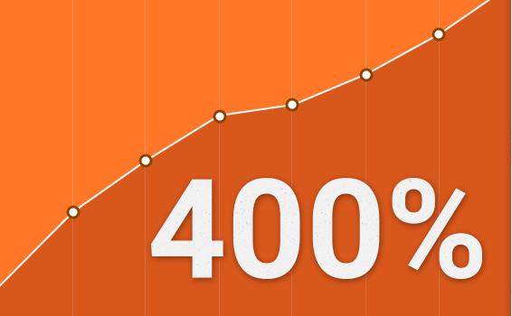 рекорд увеличения продаж компании SALERS