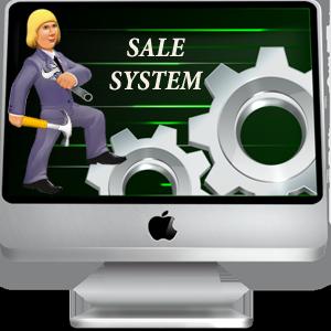Создание системы продаж