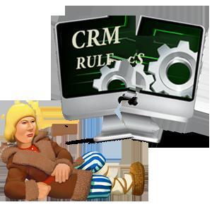 Трудности  и проблемы при запуске CRM