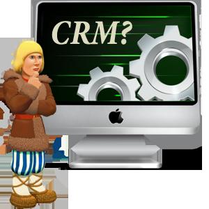 Запуск CRM системы